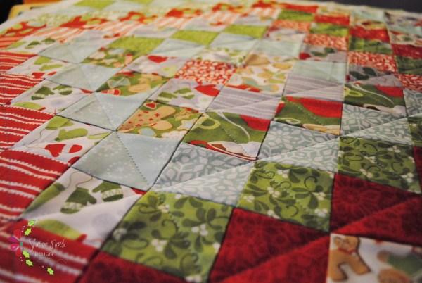 trip around the world quilt block tutorial