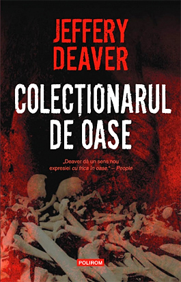 Colectionarul de oase, Jeffery Deaver