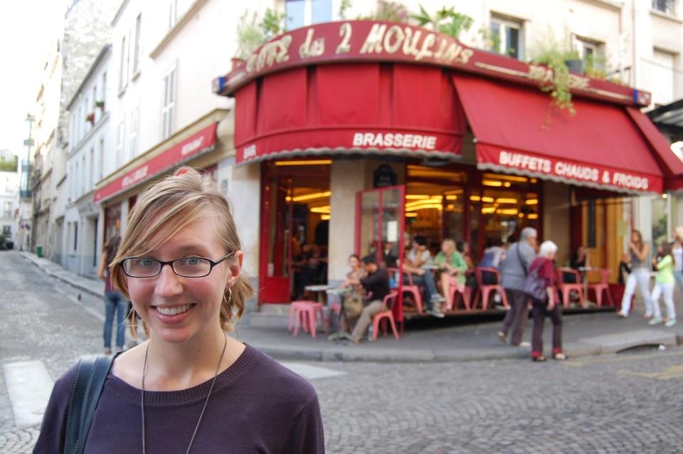 Paris Amelie Cafe