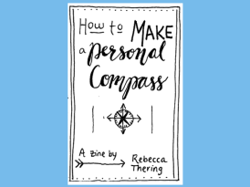 How to Make a Personal Compass - Zine