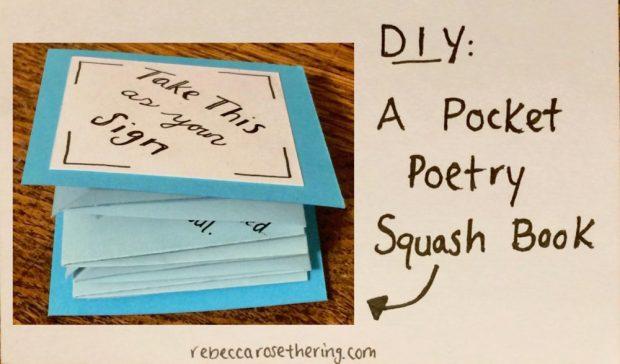Pocket Poetry Squash Book