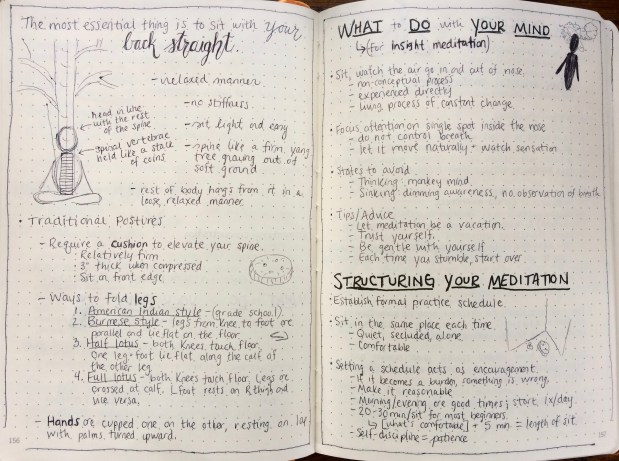 MIndfulness in Plain English Notes 4