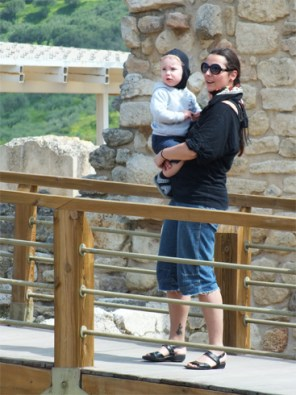 Knossos: Mama-Reiseführerin / Mommy Travelguide