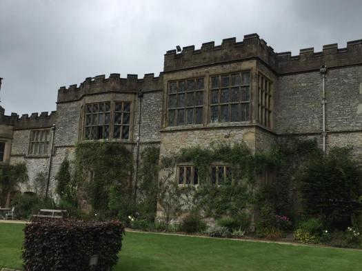 A beautiful Tudor house