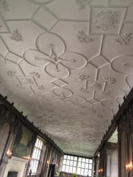 Snazzy ceilings