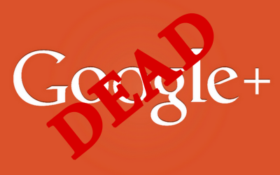 Remove Google+ Icons from Your Websites