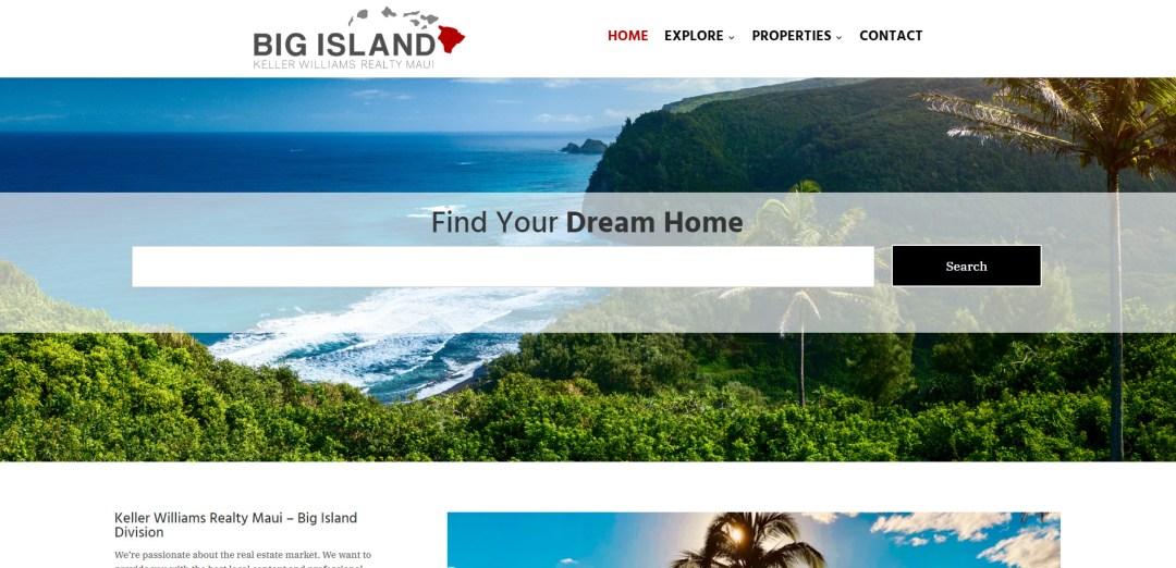 KW Realty Big Island