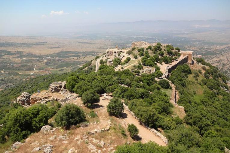 2013 05 21 Nimrod's Fortress