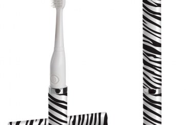 VioLife Battery Operated Sonic Travel Toothbrush