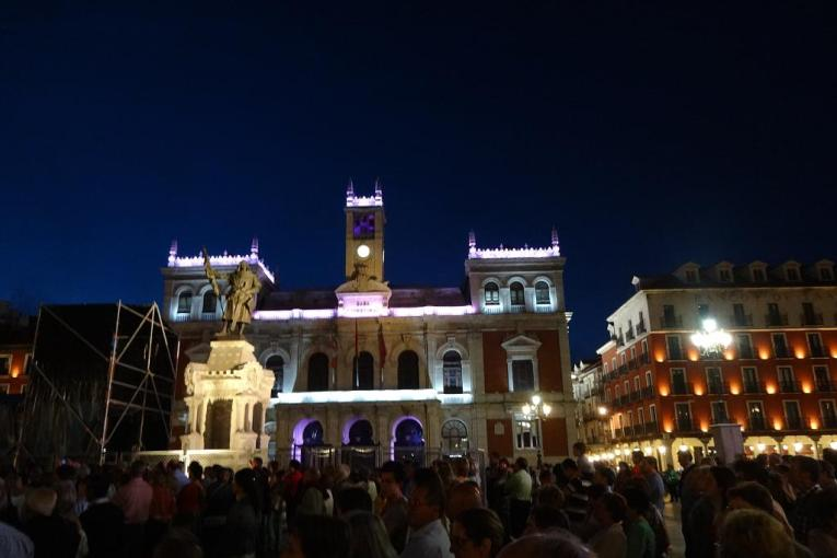 Plaza Mayor festival