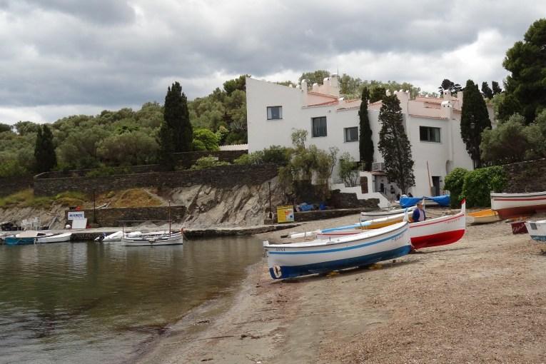 Casa Dali in Portlligat