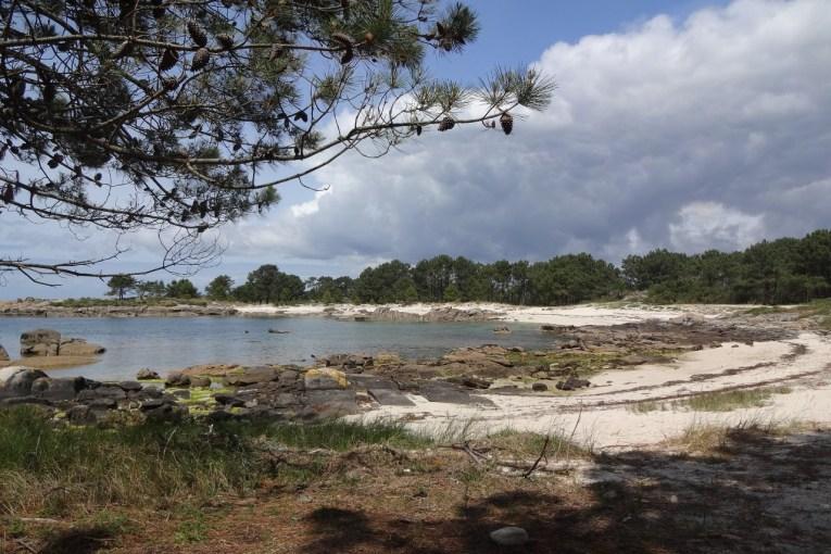 Illa de Arousa Parque Natural de Carrieron