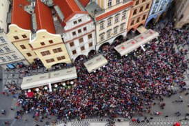 Photo Series: Exploring Prague