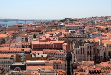Photo Series: Exploring Lisbon
