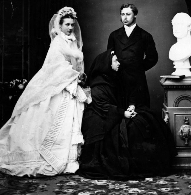 Victoria And Edward