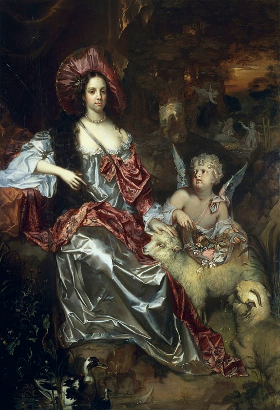 800px-Jacob_Huysmans_-_Queen_Catharine_as_a_Shepherdess.jpg
