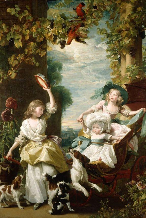 Daughters_of_King_George_III