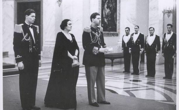 Elisabeth with Carol & Michael
