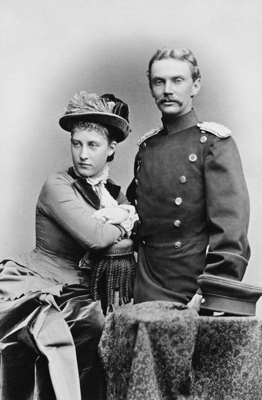 Charlotte and Bernhard