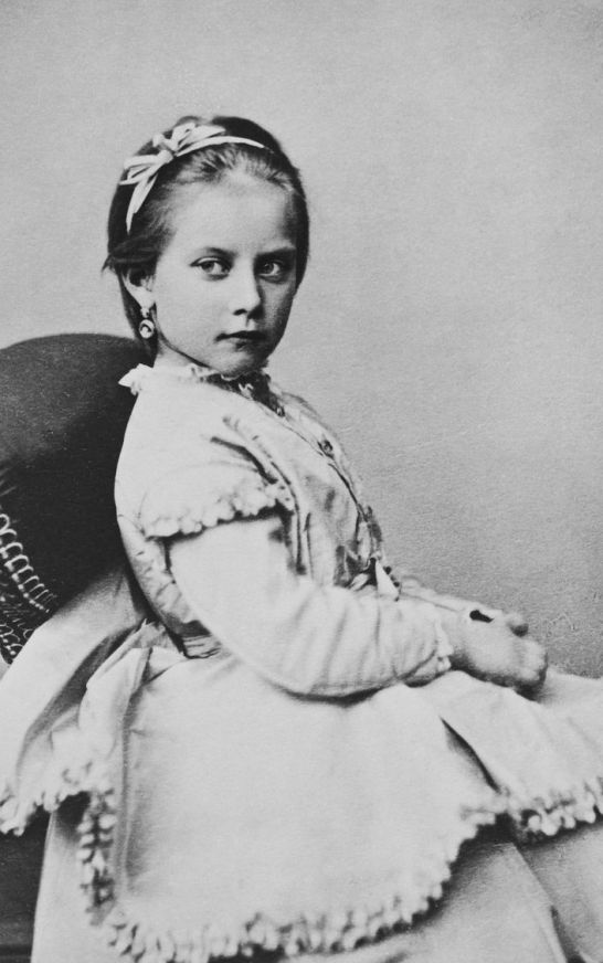 Charlotte in 1868