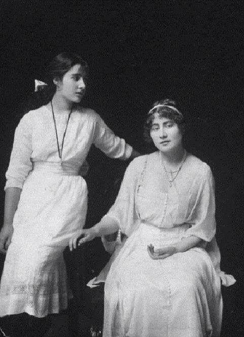 Elizabeth and Rose