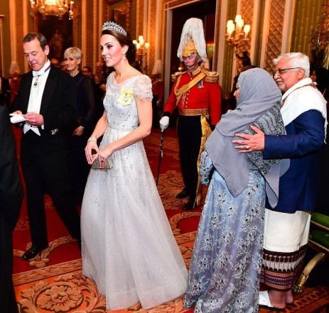 Diplomatic Reception