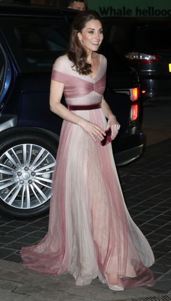 Pink Gucci Gown