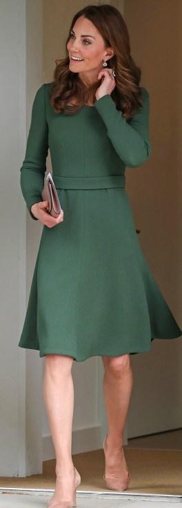 Green Emilia Wickstead