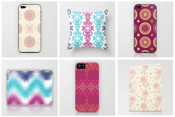 Society 6 Products