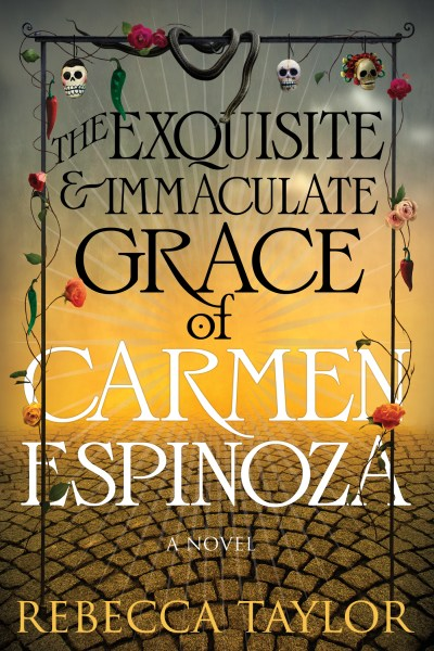 The Exquisite & Immaculate Grace of Carmen Espinoza