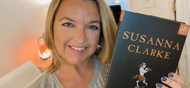 Book Mail: Piranesi by Susanna Clarke