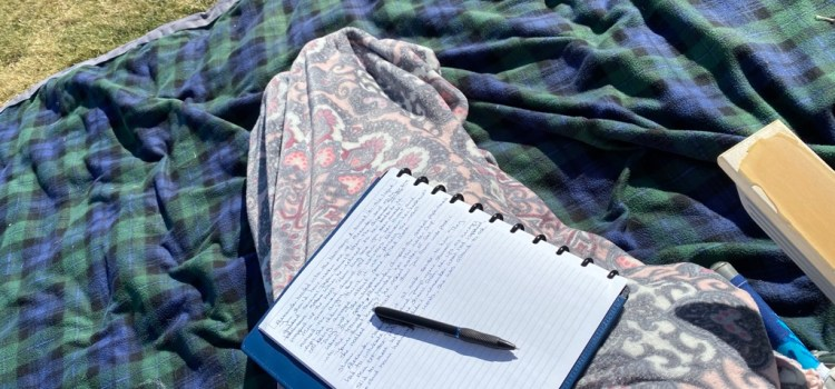 Writing My New Book Longhand