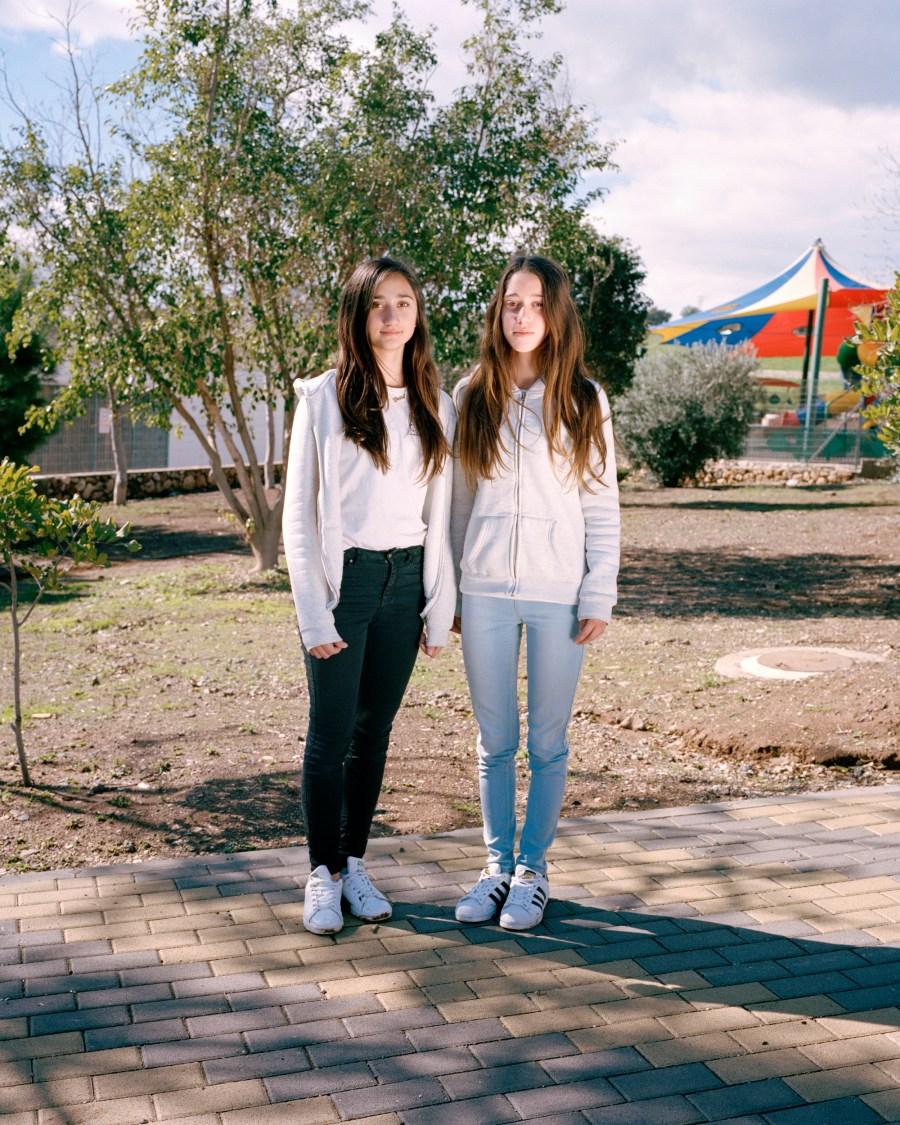 """Adiga """"Circassians in Israel"""" Rebecca Vassie Trust Award."""