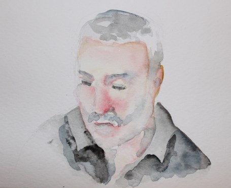 Andy watercolour