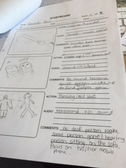 age 4: Storyboard