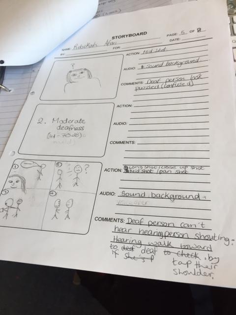 age 5: Storyboard