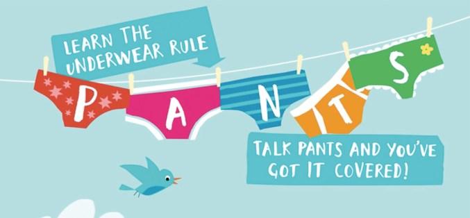 The Underwear Rule