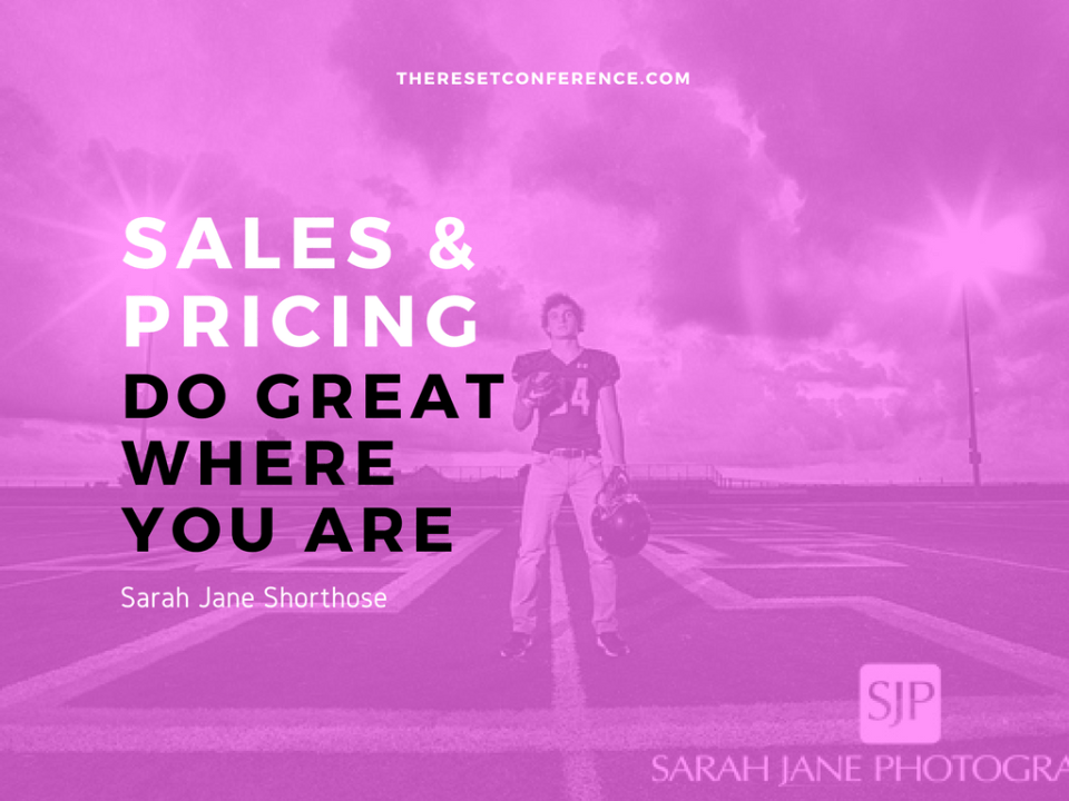 photography pricing for profit from Sarah Jane Photography