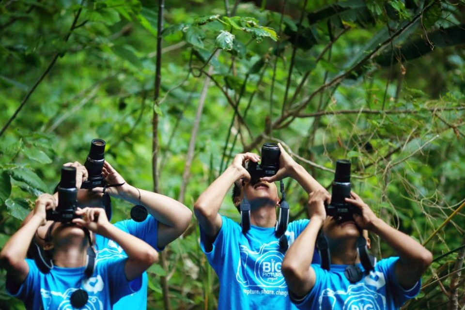 learning photography in developing countries