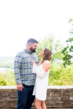 Ohio engagement photographer Shaylee Brown