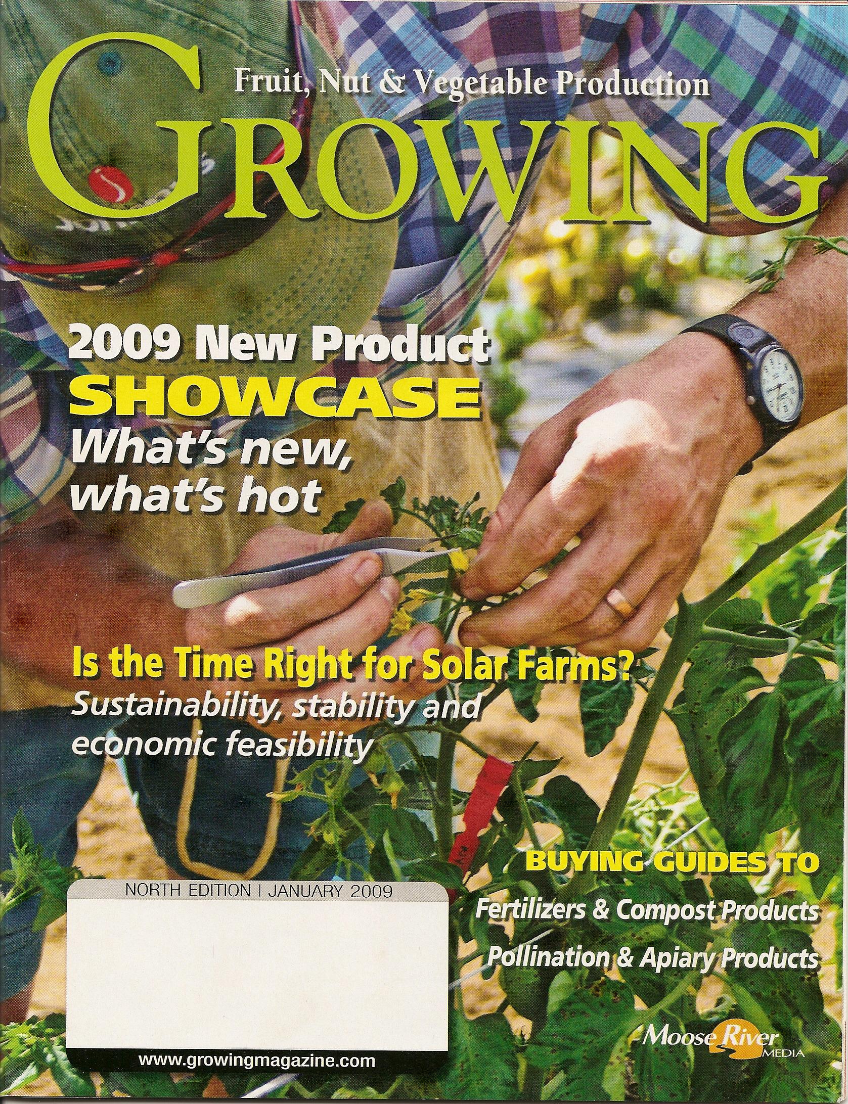 Growing 1-2009
