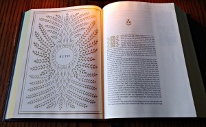 ESV Illuminated Bible, Ruth
