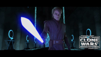 "Anakin Skywalker confronts his destiny in ""Overlords,"" an all-new episode of STAR WARS: THE CLONE WARS premiering at 8:30 p.m. ET/PT Friday, January 28 on Cartoon Network. TM & © 2011 Lucasfilm Ltd. All rights reserved."