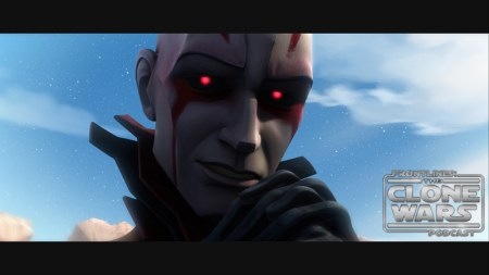 "The Son embodies the Force's dark side in ""Altar of Mortis,"" an all-new episode of STAR WARS: THE CLONE WARS premiering at 8:30 p.m. ET/PT Friday, February 4 on Cartoon Network. TM & © 2011 Lucasfilm Ltd. All rights reserved."