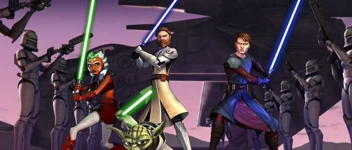 The Clone Wars To Air In Chronological Order in Syndication