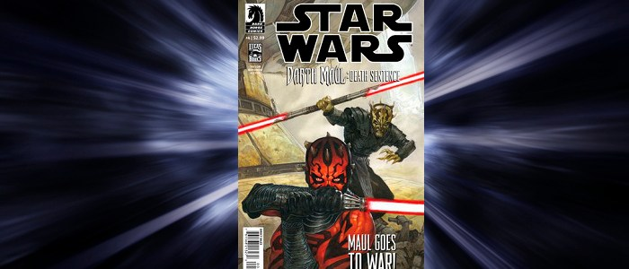 Star Wars Comic Review: Darth Maul: Death Sentence #4