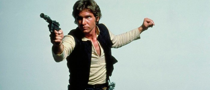 We May Possibly See Harrison Ford As Han Solo Again In Episode VII!