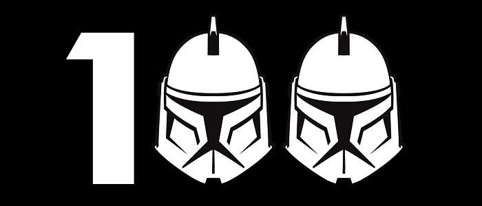 Star Wars: The Clone Wars Marks its Milestone 100th Episode!