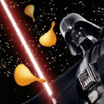 "Pringles And Star Wars Present ""The Force Fore Fun"" Video Project"