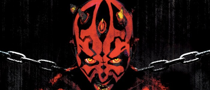 "Hear Sam Witwer Read An Excerpt From The New Novel ""Maul: Lockdown"""
